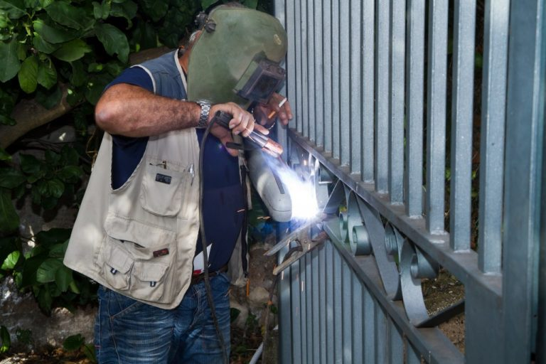 professional welder