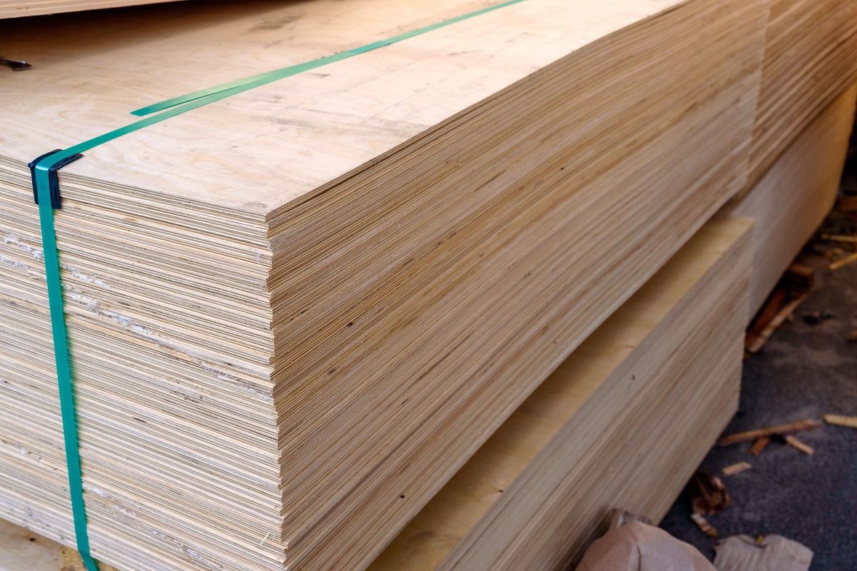 Exterior Plywood Options